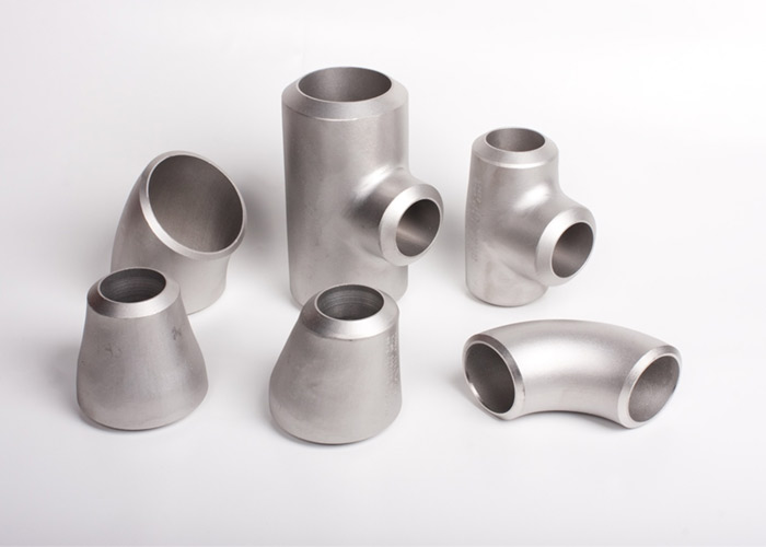 Stainless steel l butt weld pipe fittings ss